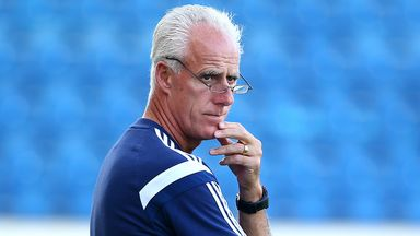 Mick McCarthy: Had no interest in landing Paul Green and Frazer Richardson permanently