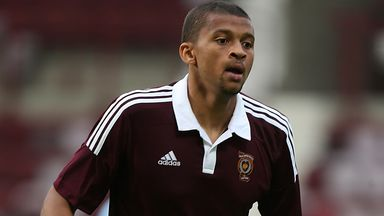 Osman Sow: New arrival at Hearts