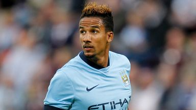Scott Sinclair: Looking to make his mark at Manchester City