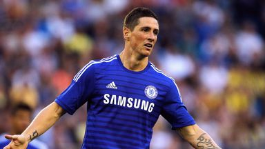 Fernando Torres: Chelsea let striker leave for Italy