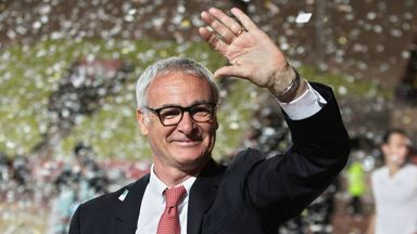 Claudio Ranieri: New Greece boss
