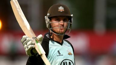 Jason Roy: Surrey star earns Big Bash deal