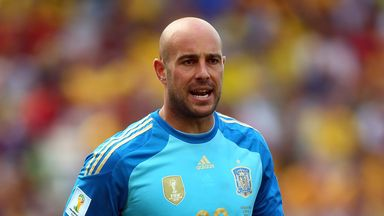 Pepe Reina: Hoping to return to Spain one day