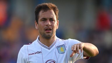 Joe Cole: Aston Villa midfielder has returned to training