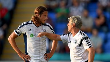 Jonas Olsson: Left out by Alan Irvine at Tottenham