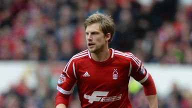 Dan Harding: Has fallen out of favour at Nottingham Forest