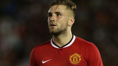 Luke Shaw: United still in title race