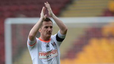 Ross McCormack: First appearance for Fulham against Motherwell