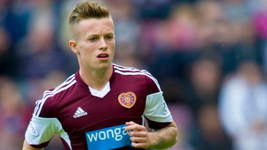 Gary Oliver: Loan move for Hearts youngster