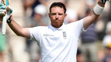 Ian Bell: Scored his first century since last summer