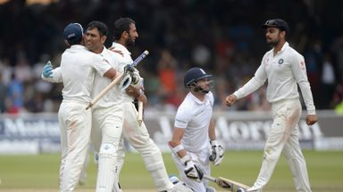 India earned their second victory at Lord