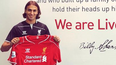 Lazar Markovic has become Liverpool