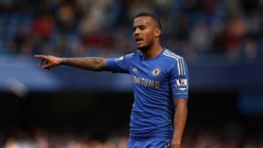 Ryan Bertrand: Desperate to progress his career on the pitch