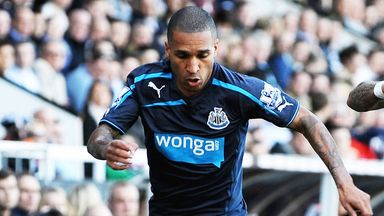Sylvain Marveaux: Newcastle midfielder has moved to France on loan