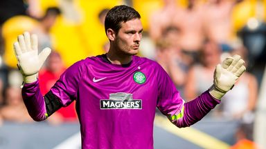 Craig Gordon: Celtic goalkeeper happy to be playing again