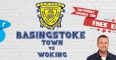 Soccer AM Stadium official launch: Basingstoke v Woking