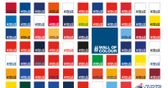 Football League - show your club some support and create a Wall of Colour