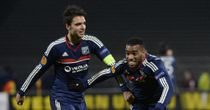 Clement Grenier (L) and Alexandre Lacazette (R): Newcastle eye duo