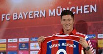 Robert Lewandowski: Netted against Duisburg