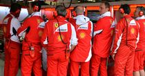 Ferrari's problems with power