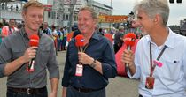 Brundle: F1 breaks with a bang