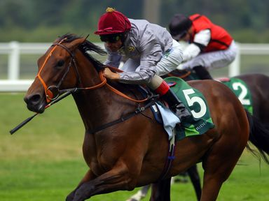 Osaila wins the Princess Margaret Juddmonte Stakes