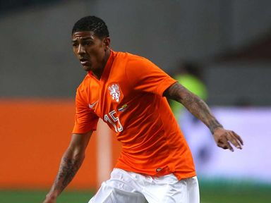 Patrick Van Aanholt was a candidate for the Netherlands World Cup squad