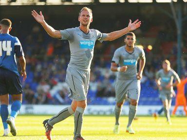Siem de Jong: Could make his Newcastle debut