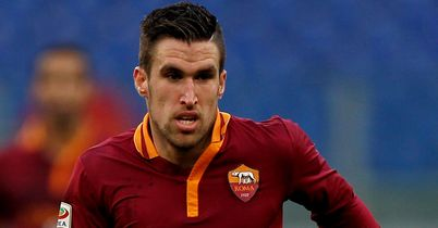 Kevin Strootman: Has been heavily linked to Manchester United