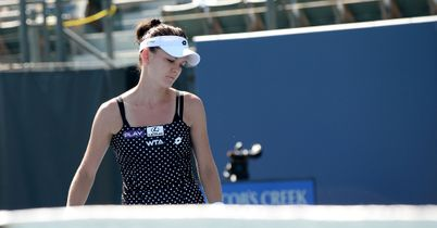 Stanford shock for Radwanska