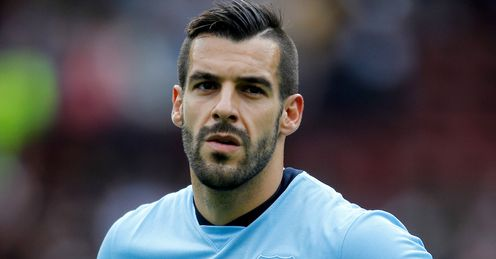 Alvaro Negredo: Popular striker has returned to Spain