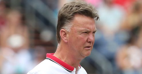 Louis van Gaal: Won't buy players just for the sake of it