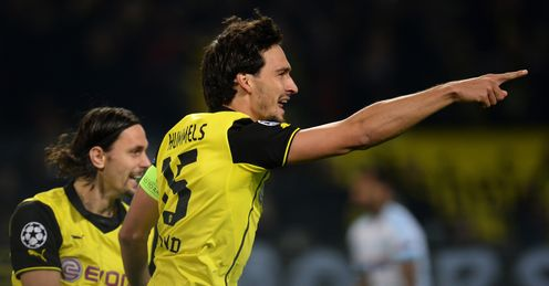Mats Hummels: Could join Manchester United with Liverpool's help