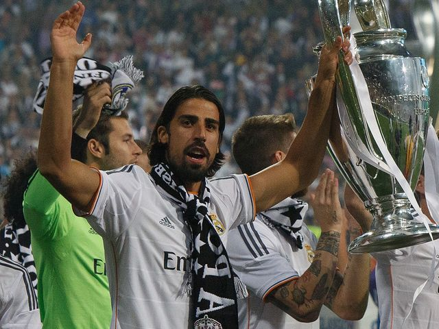 Sami Khedira: Linked with Real Madrid exit