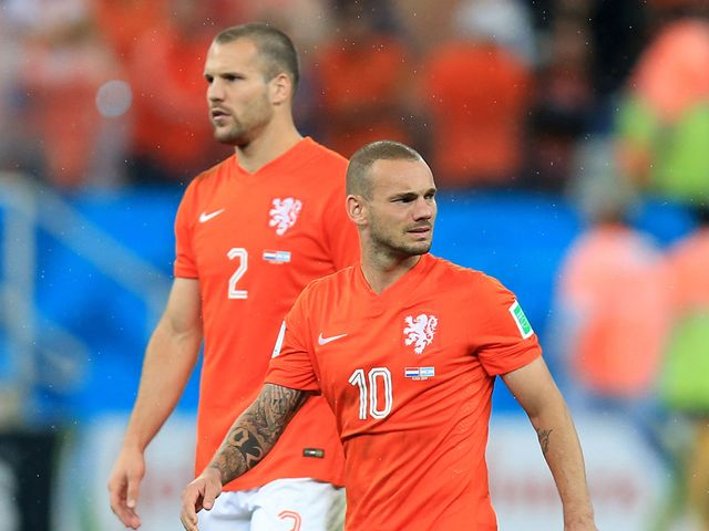 Holland lost on penalties to Argentina