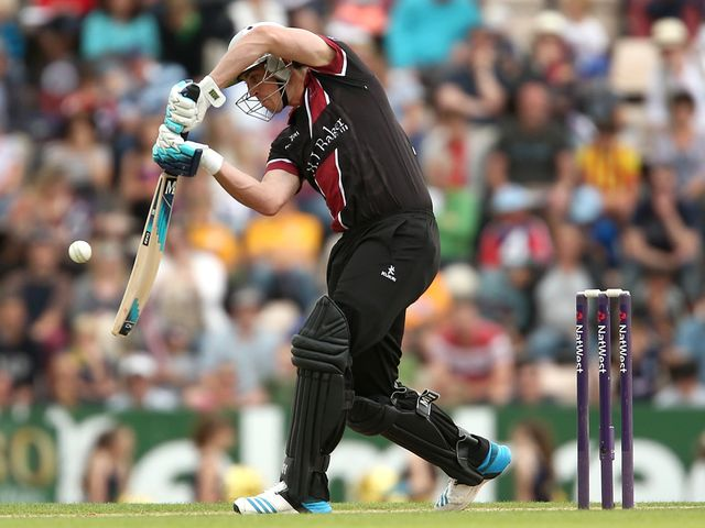 Craig Kieswetter: Guided Somerset to victory