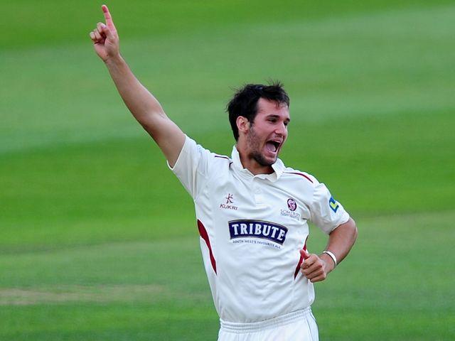 Lewis Gregory: 10-wicket haul