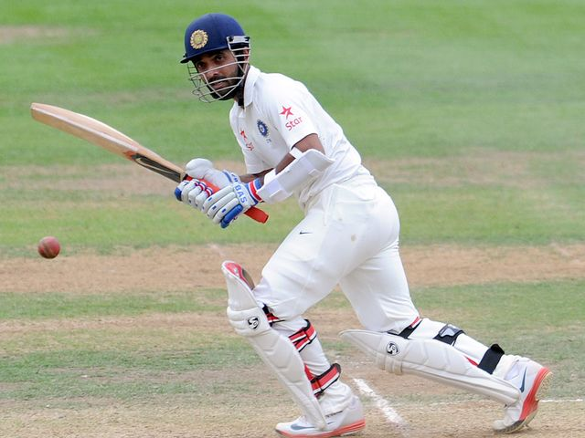 Ajinkya Rahane: Helped his side claim victory
