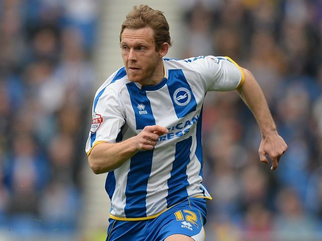 Craig Mackail-Smith: On target for Brighton