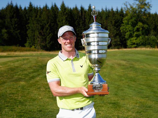 David Horsey: Won his third European Tour title