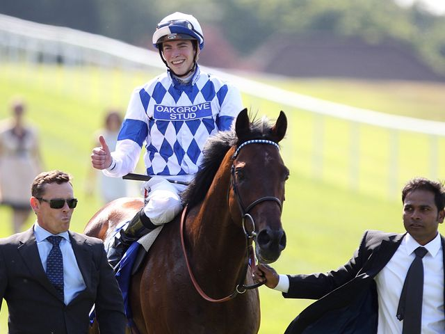 Al Kazeem: Windsor winner