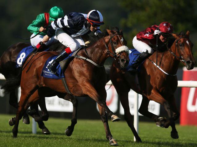 Jack Naylor: Won at the Curragh