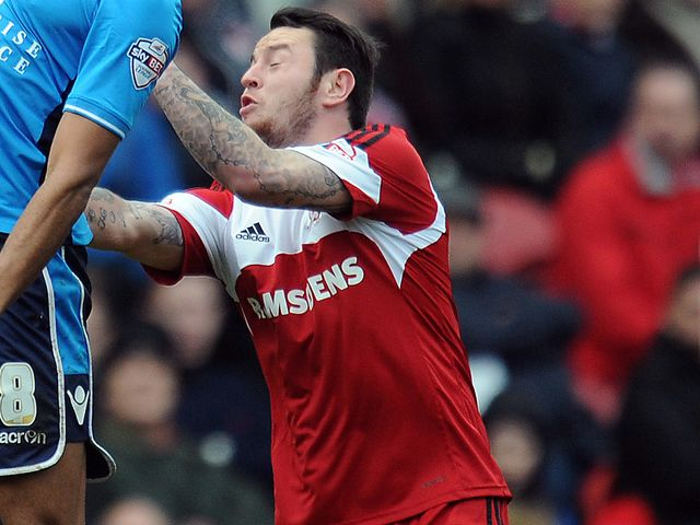 Lee Tomlin: Scored twice for Middlesbrough
