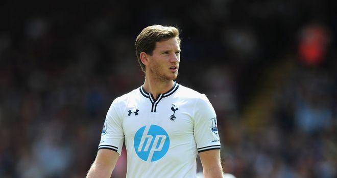 Jan Vertonghen: Looks set remain with Spurs