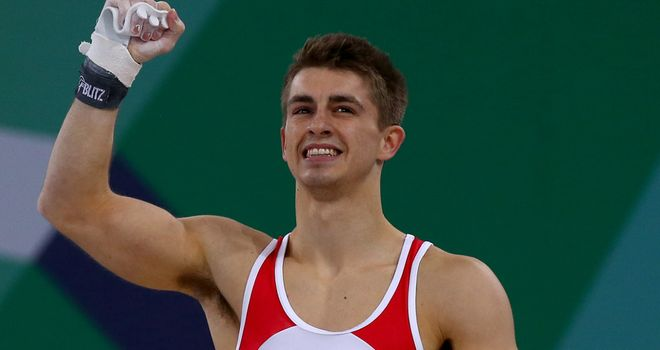 Max Whitlock: Bidding to make it three golds from three events in Glasgow on Thursday