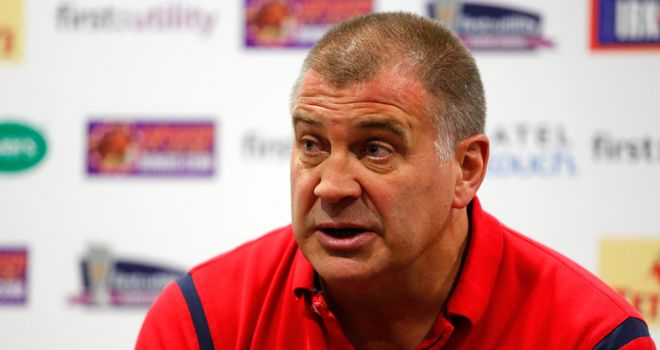 Shaun Wane: Happy with the way Wigan responded to Bradford defeat
