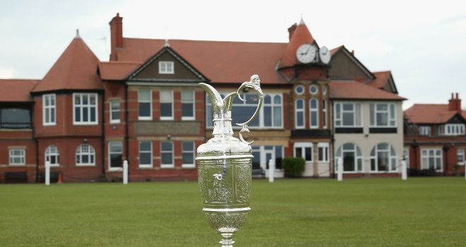 Hoylake is hosting its first Open since 2006 and captain Alastair Beggs will be handing over the Claret Jug