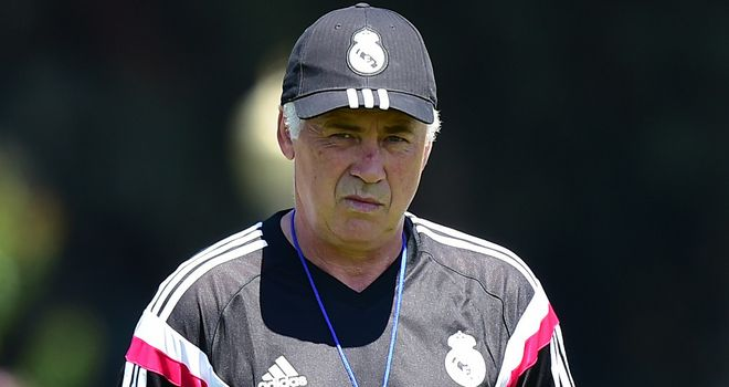 Real Madrid manager Carlo Ancelotti is keen to start the season off with a victory against Sevilla