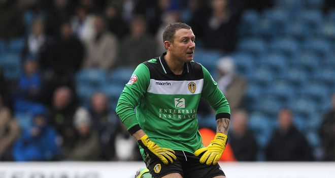 Paddy Kenny: Future in doubt at Elland Road