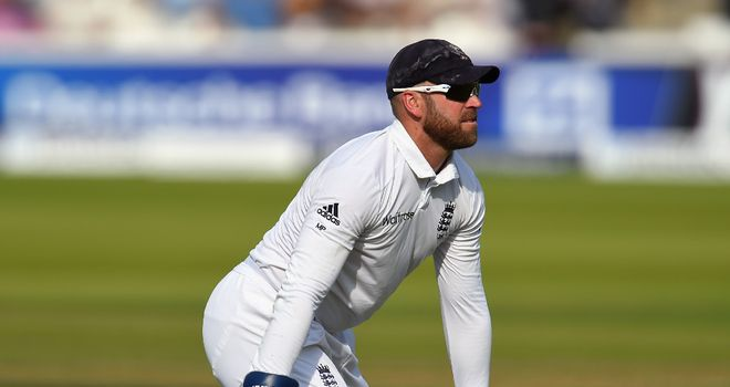 Matt Prior: Expecting a tough road back from Achilles surgery